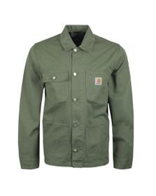 Carhartt WIP Mens Green Michigan Chore Coat