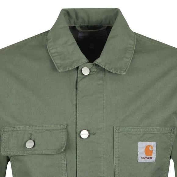 Carhartt WIP Mens Green Michigan Chore Coat main image