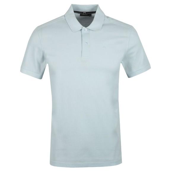 J.Lindeberg Mens Skyrim Troy Clean Pique Polo Shirt