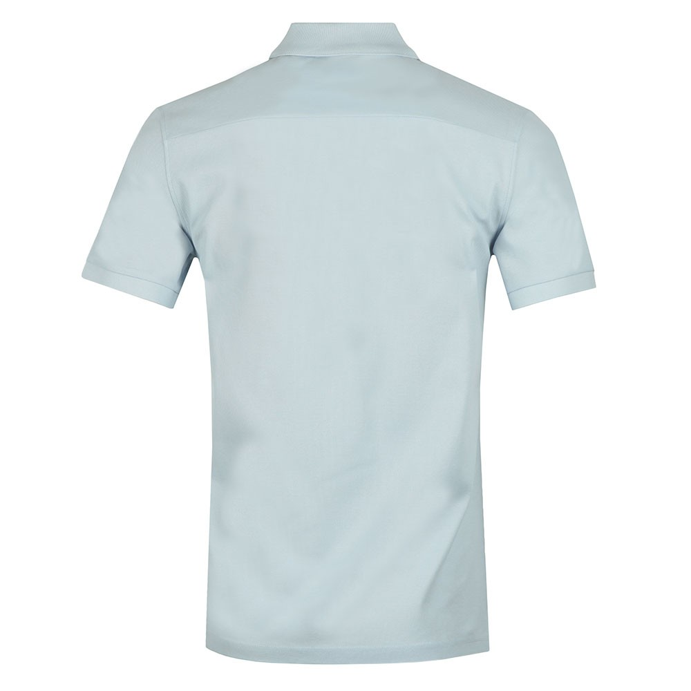 Troy Clean Pique Polo Shirt main image