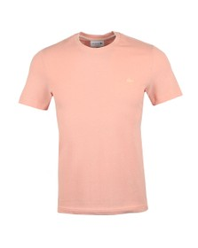 Lacoste Mens Pink TH4998 T-Shirt