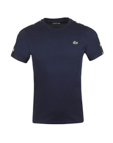 Lacoste Sport Mens Blue TH8686 T-Shirt