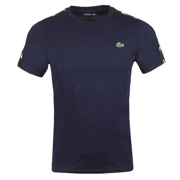 Lacoste Sport Mens Blue TH8686 T-Shirt main image