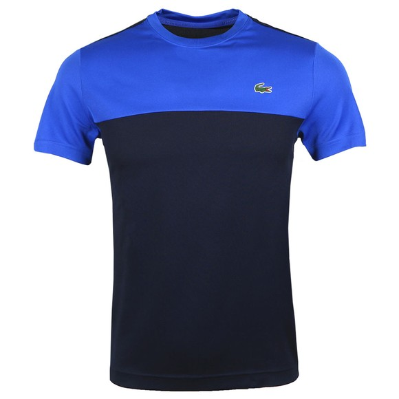 Lacoste Sport Mens Blue TH4856 T-Shirt
