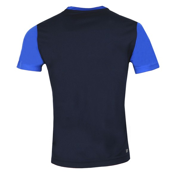 Lacoste Sport Mens Blue TH4856 T-Shirt main image