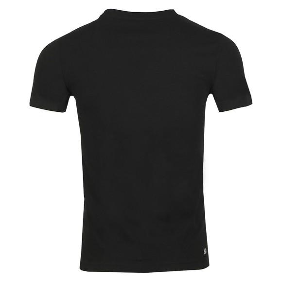 Lacoste Sport Mens Black TH4865 T-Shirt main image