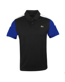 Lacoste Sport Mens Black DH4864 Polo Shirt