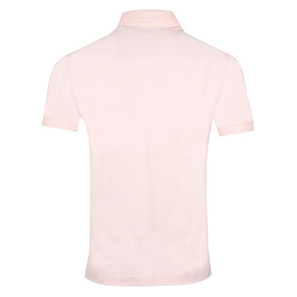 Lacoste Mens Pink PH5522 Paris Polo Shirt main image