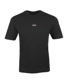 BOSS Mens Black Casual TChup T Shirt