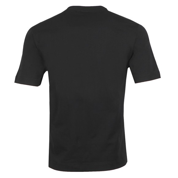 BOSS Mens Black Casual TChup T-Shirt main image