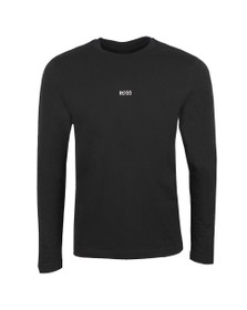 BOSS Mens Black Casual TChark T Shirt