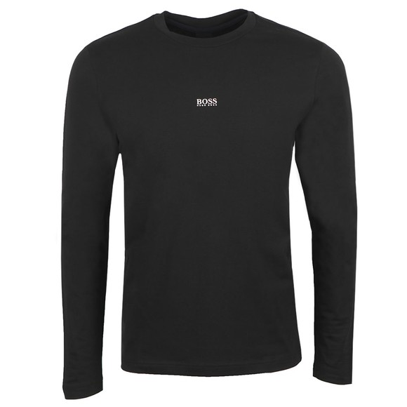 BOSS Mens Black Casual TChark T Shirt