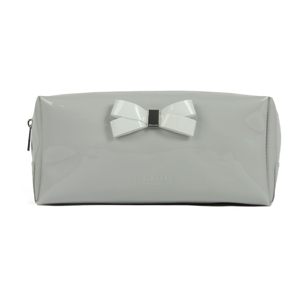 Fibee Bow Detail Washbag main image