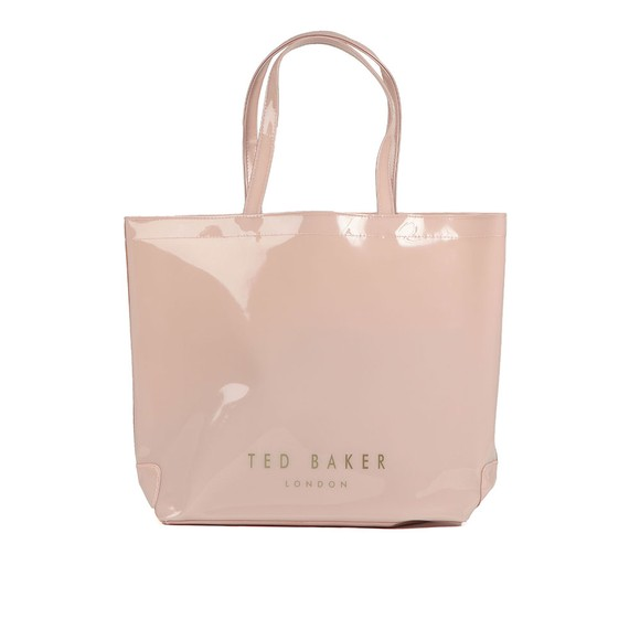 Ted Baker Womens Pink Geeocon Bow Detail Small Icon Bag main image