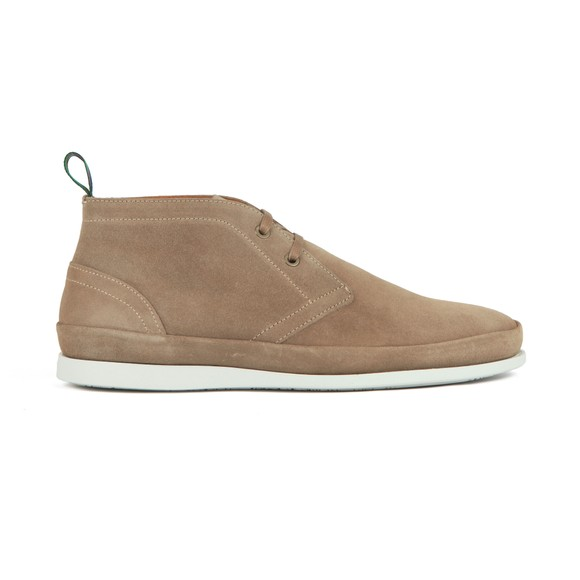 PS Paul Smith Mens Beige Cleon Suede Boot