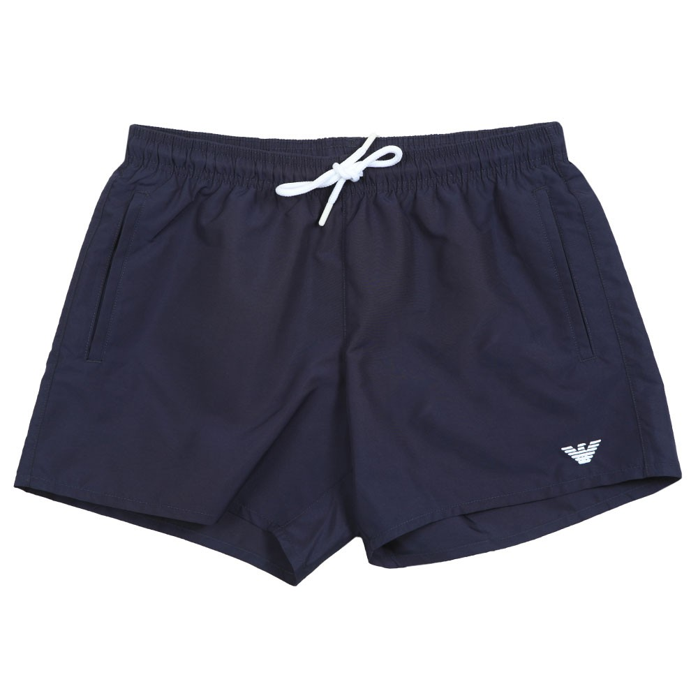 Embroidered Eagle Swim Short main image