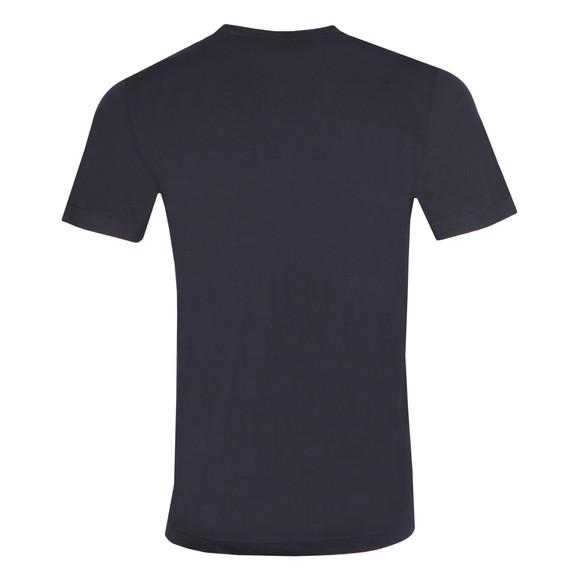 Nicce Mens Blue Original Logo T-Shirt main image