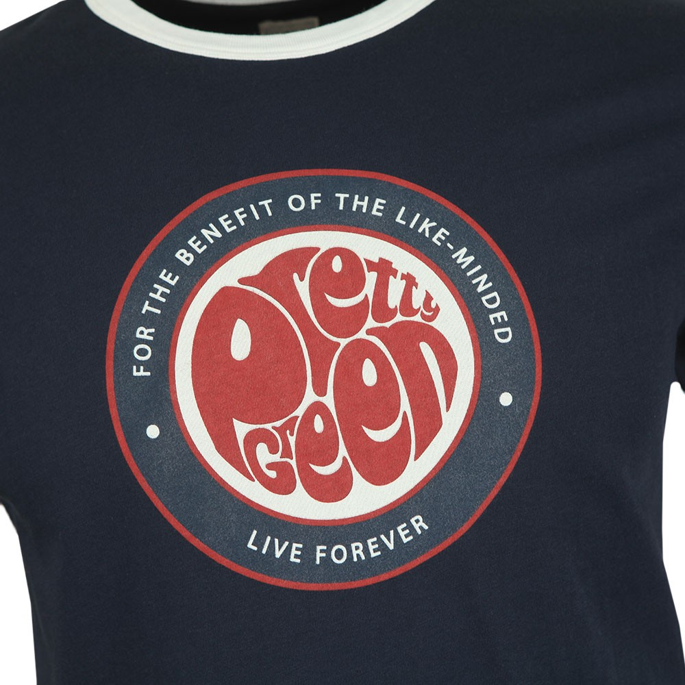 Likeminded Print T-Shirt main image