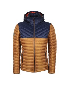 Superdry Mens Gold Colour Block Fuji Jacket
