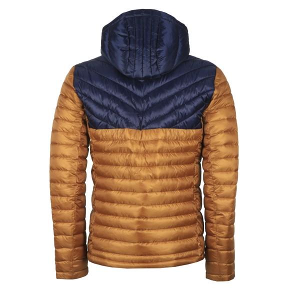 Superdry Mens Gold Colour Block Fuji Jacket main image