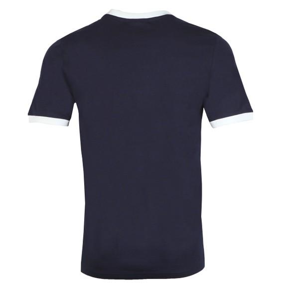 Fila Mens Blue Marconi Essential Vintage T-Shirt main image