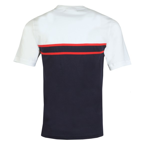 Fila Mens Blue Baldi T-Shirt main image