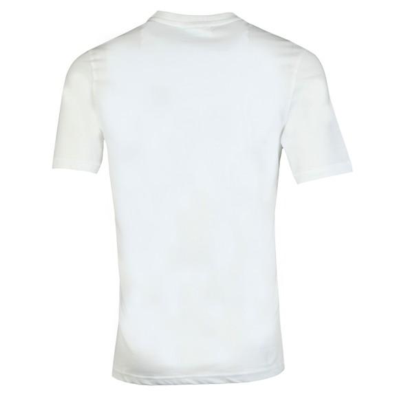 Fila Mens White Graphic T-Shirt main image