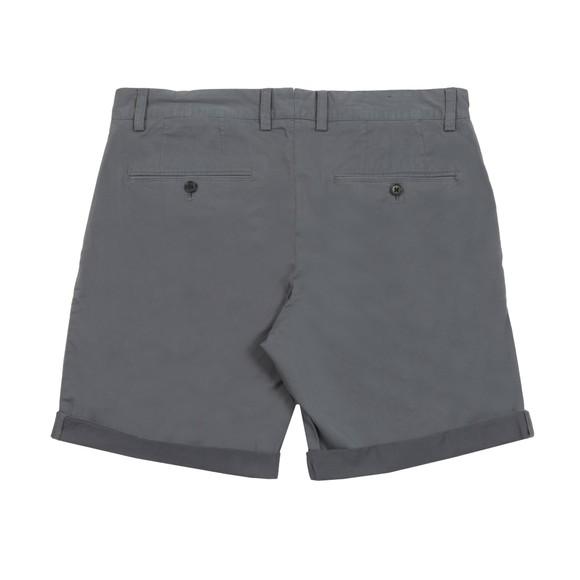J.Lindeberg Mens Grey Nathan Super Satin Chino Short