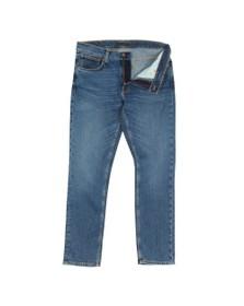 Nudie Jeans Mens Lost Orange Lean Dean Jean