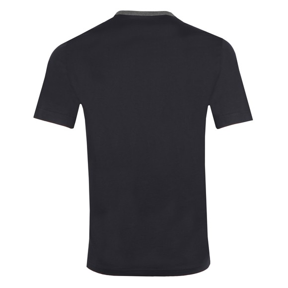 Fred Perry Mens Blue Branded T-Shirt main image