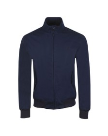Fred Perry (Reissues) Mens Blue Made in England Harrington