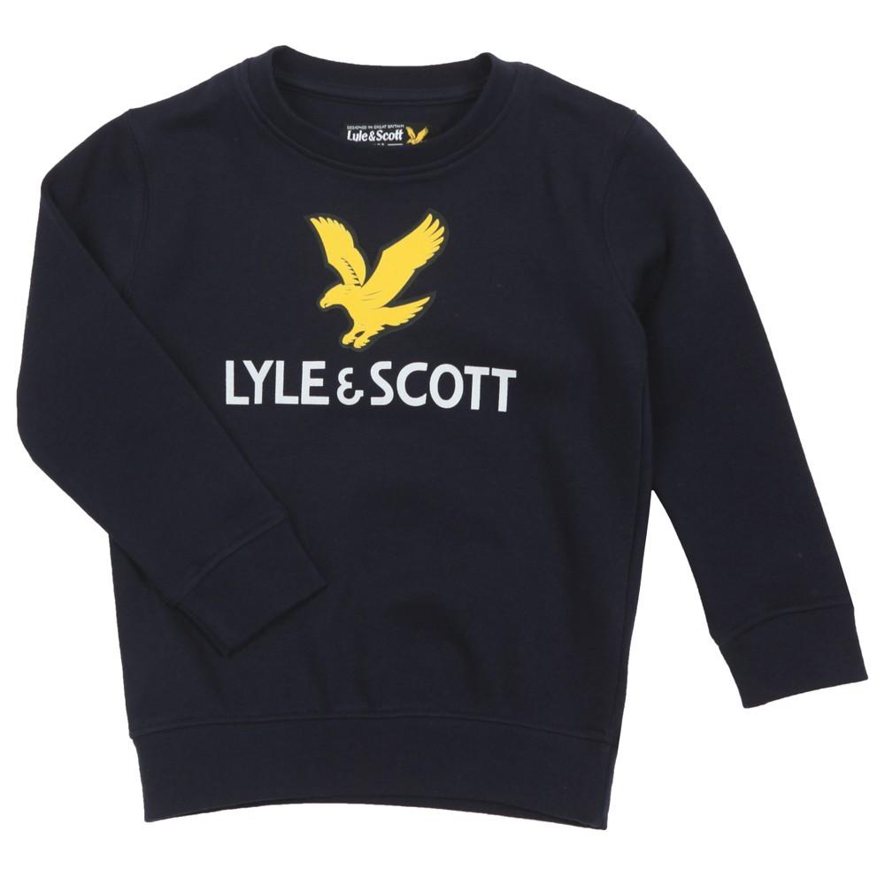 Eagle Logo LB Crew Sweatshirt main image