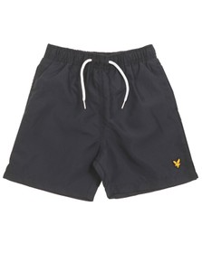 Lyle And Scott Junior Boys Blue Swim Short