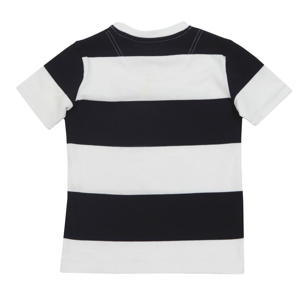 Wide Stripe T-Shirt main image