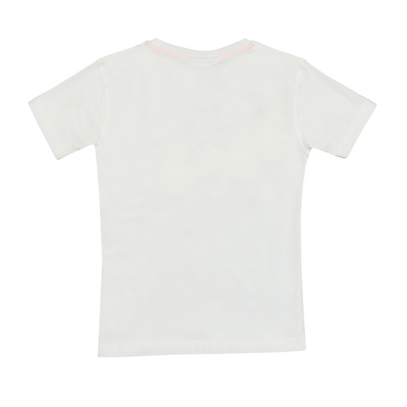 Pyrenex Boys White Karel T-Shirt main image