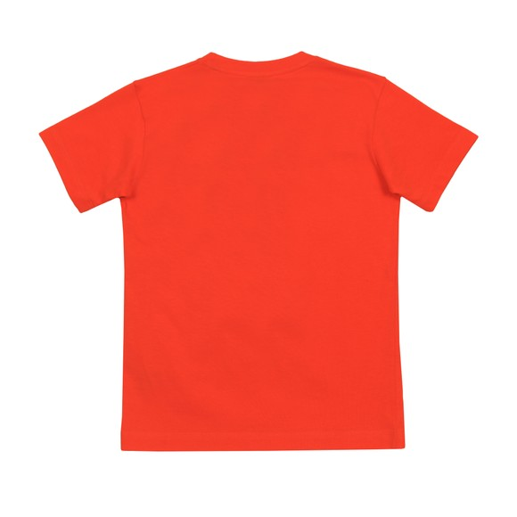 Paul & Shark Cadets Boys Orange Classic Small Logo T-Shirt
