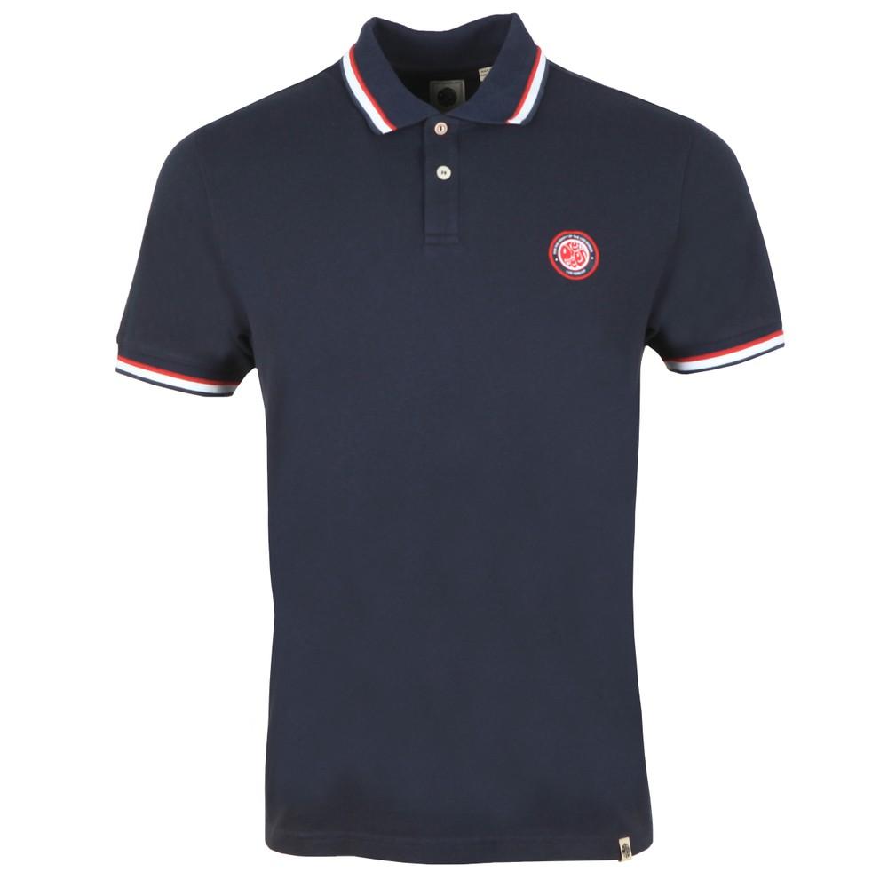 Likeminded Chest Badge Polo Shirt main image