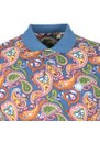 Paisley Print Polo Shirt additional image