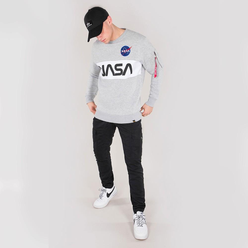 NASA Inlay Sweatshirt main image