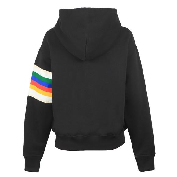 Polo Ralph Lauren Womens Black Rainbow Arm Hoody main image