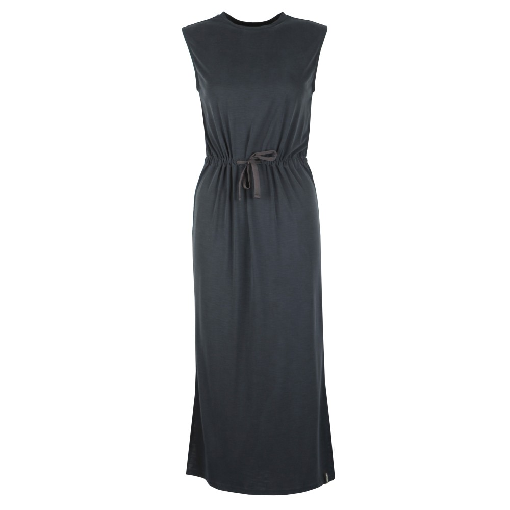 Drawstring Midi Dress main image