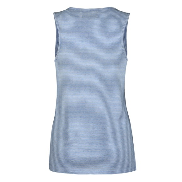 Superdry Womens Blue Summer House Graphic Vest main image