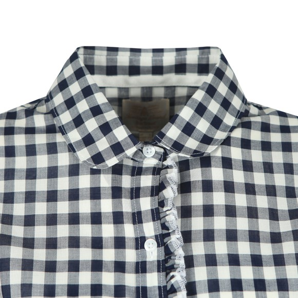 Barbour Lifestyle Womens Blue Mill Shirt main image