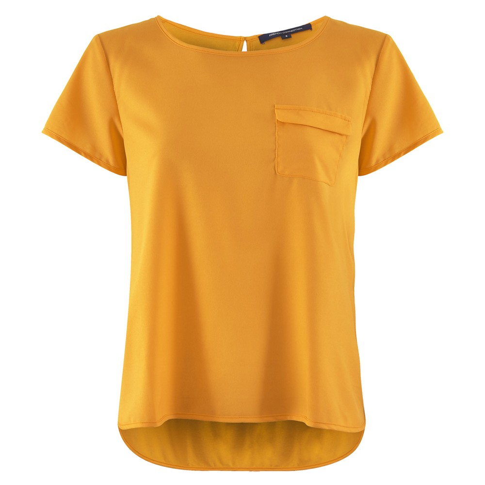 Abena Light Round Neck Top main image