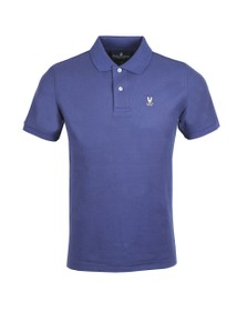 Psycho Bunny Mens Starry Night Classic Polo Shirt