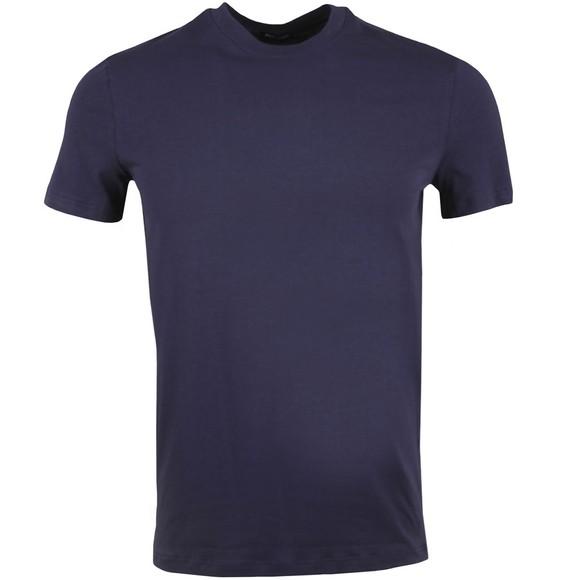 Dsquared2 Mens Blue D2D2 Arm T-Shirt