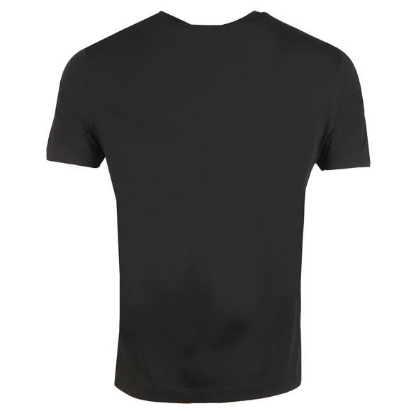 Emporio Armani Mens Black 3H1TB2 Logo T Shirt main image