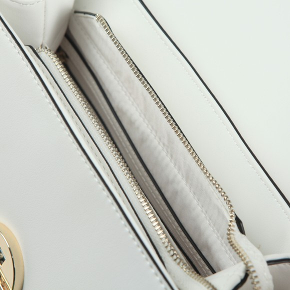 Valentino by Mario Womens White Falcor Backpack main image