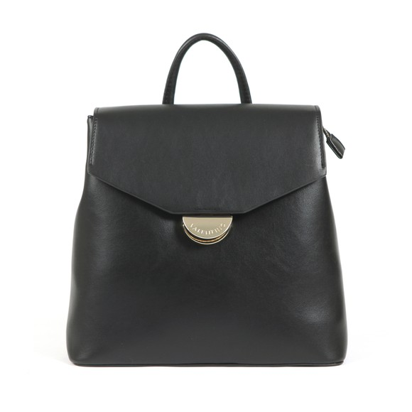 Valentino by Mario Womens Black Falcor Backpack