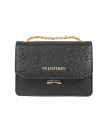 Valentino by Mario Womens Black Sfinge Satchel